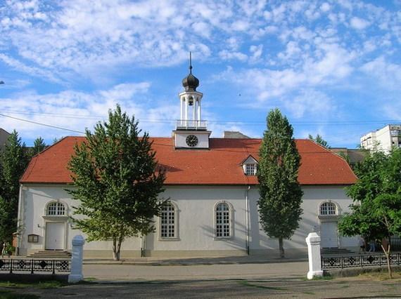 Достопримечательности Волгограда — Старая Сарепта